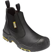 JCB Black Dealer Safety Boot S3