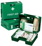 Deluxe HSE Compliant First Aid Kits