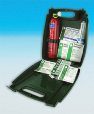 Standard First Aid & Fire Kit