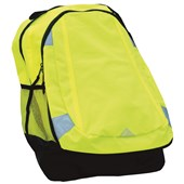 Reflective Yellow Hi Vis Backpack EV90