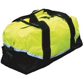 Reflective Hi Vis Yellow Holdall