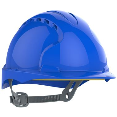 JSP EVO2 Safety Helmet - Vented - Slip Ratchet - Mid Peak