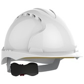 JSP EVO3 Safety Helmet - Vented Wheel Ratchet Mid Peak