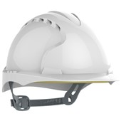 JSP EVO3 Safety Helmet - Vented - Slip Ratchet - Mid Peak