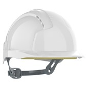 JSP EVOLite Safety Helmet - Vented - Slip Ratchet - Mid Peak