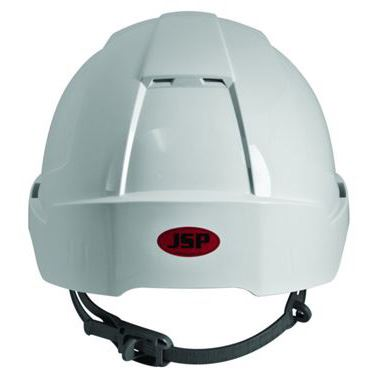 JSP EVOLite Safety Helmet - Vented Slip Ratchet Mid Peak
