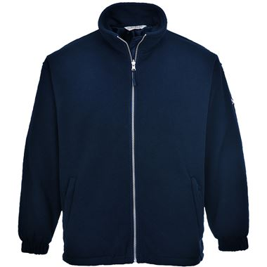 Windproof Workwear Fleece Jacket 280g