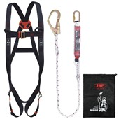 JSP Spartan Harness & Lanyard Kit - 2-Point Attachment