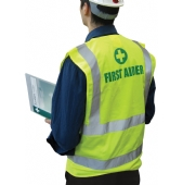 First Aider Waistcoats