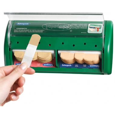 Salvequick Standard Dispenser