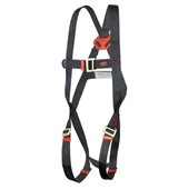 Spartan 1-Point Harness - Rear Attachment