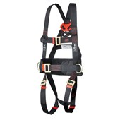 Spartan 3-Point Harness - 3-Points of Attachment