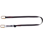 JSP Spartan 2m Single Karabiner Fall Arrest Lanyard