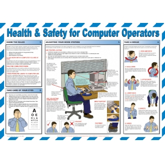 Health & Safety For Computing Operators