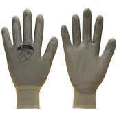Polyco Polyflex Grey Grip Gloves 880G