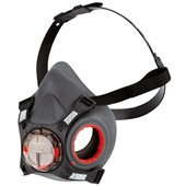 JSP Force 8 Half Mask (Without Filters) Various Sizes Available