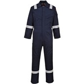 Flame-Resistant Anti-Static Coverall 210g