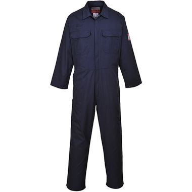 Bizflame Flame Retardant Anti-Static Workwear Coverall