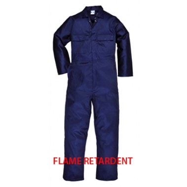 Bizweld Flame Retardant Workwear Coverall