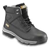 JCB F Track Waterproof Safety Boot Black