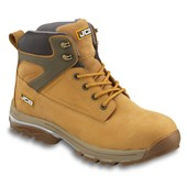 JCB F Track Waterproof Safety Boot Honey