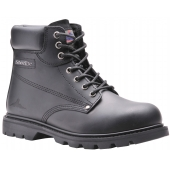 Portwest FW16 Black Steelite Goodyear Welt Safety Boot SBP