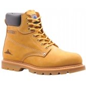 Steelite Goodyear Welted Safety Boot Honey