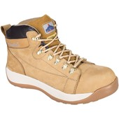 Steelite Mid Cut Nubuck Safety Boot Honey