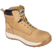 Steelite Constructo Nubuck Safety Boot Honey