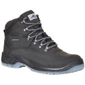 Porwest FW57 Black Steelite All Weather Waterproof Safety Boot S3