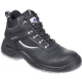Portwest FW69 Black Steelite Mustang Safety Boot S3