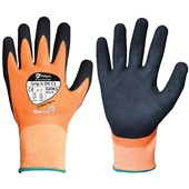 Polyco Grip It Oil C3 Gloves GIOK3 with Nitrile Coating - Cut Resistant Level 3 (Cut B)
