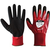 Grip It Oil Glove - Dual Nitrile Coating
