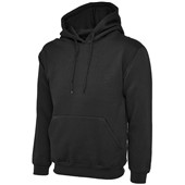 Classic Hooded Workwear Sweatshirt 300g