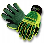 HexArmor GGT5 4020X Gator Grip Glove (Cut Level 5 Impact 360)
