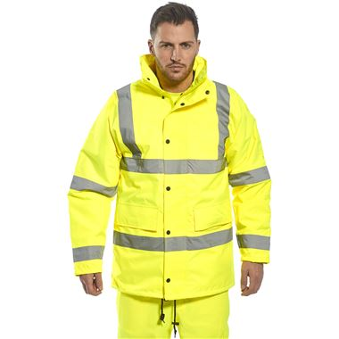 Portwest S460 Yellow Hi Vis Jacket