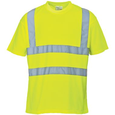 Portwest S478 Yellow Hi Vis T-Shirt