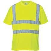 Portwest High Visibility T-Shirt Yellow