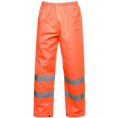 Portwest High Visibility Waterproof Over Trouser - GO/RT 3279