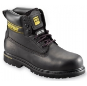 Caterpillar Holton Safety Boot Black