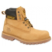 Caterpillar Holton Safety Boot Nubuck