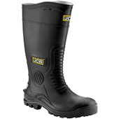 JCB Hydromaster Wellington Black