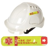 ICE Hard Hat ID Tag