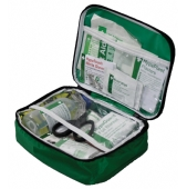 Travel British Standard Compliant First Aid Kit