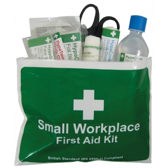 Economy British Standard Compliant First Aid Kit