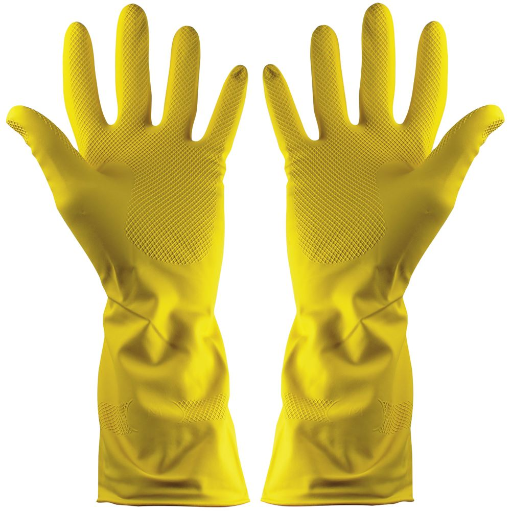 Polyco Lightweight Rubber Gloves GR03