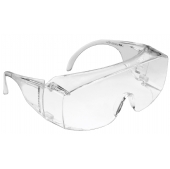 JSP M9300 Overspec Clear Safety Glasses ASD028-261-300