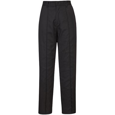 Ladies Elasticated Workwear Trouser - 210GSM