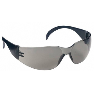 JSP Wraplite Safety Glasses - Smoke Scratch Resistant Hardia UV Lens