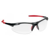 JSP M9700 Sports Clear Safety Glasses ASA748-161-100 - Anti Scratch Hardia Lens